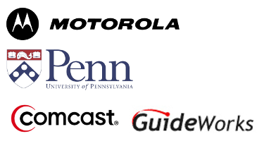 I've produced technical writing for Comcast, University of Pennsylvania and Motorola
